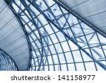 modern architecture | Shutterstock . vector #141158977
