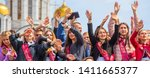 russia samara may 2019 ... | Shutterstock . vector #1411665377