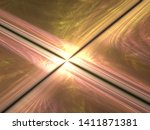 3d illustration   abstract...   Shutterstock . vector #1411871381