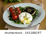 Poached Egg With Spinach ...