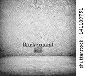 concrete wall | Shutterstock .eps vector #141189751