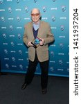 Small photo of New York, NY - May 30, 2019: Mart Crowley attends Broadway.com Audience Choice Awards at 48 Lounge