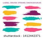 graffiti label brush stroke... | Shutterstock .eps vector #1412442371