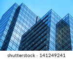 exterior of building | Shutterstock . vector #141249241