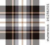 check plaid pattern seamless... | Shutterstock .eps vector #1412582531