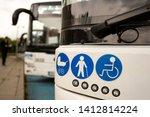 New modern busses on lpg....