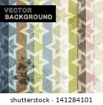 abstract background with... | Shutterstock .eps vector #141284101