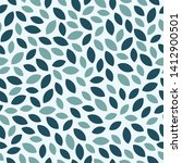 seamless pattern with abstract... | Shutterstock .eps vector #1412900501