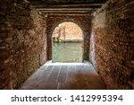 Exit To The Water Canal From...