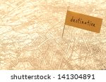 destination | Shutterstock . vector #141304891