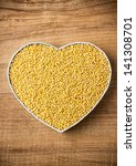 Millet  A Heart Shaped Box....