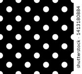 Vector Seamless Black Pattern...