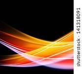 elegant background design with... | Shutterstock . vector #141318091