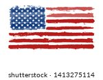 happy 4th of july usa... | Shutterstock .eps vector #1413275114
