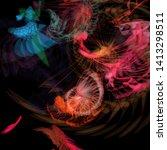 vector illustration of a... | Shutterstock .eps vector #1413298511