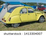 saint amand montrond   france ... | Shutterstock . vector #1413304007