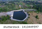 Reservoirs Seen From Above...