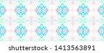 aztec pattern. seamless african ... | Shutterstock . vector #1413563891
