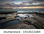 Panorama Photo Bondi Beach Sydney - Fine Art prints