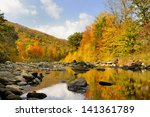 Autumn In West Virginia Along...
