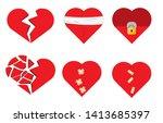 Collection Of Broken Hearts...