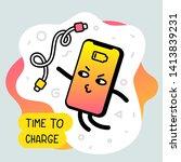 vector creative illustration of ... | Shutterstock .eps vector #1413839231