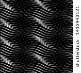 vector seamless texture. modern ...   Shutterstock .eps vector #1413943121