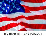 close up american... | Shutterstock . vector #1414002074
