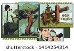 vector. stock illustration....   Shutterstock .eps vector #1414254314