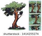 vector. stock illustration....   Shutterstock .eps vector #1414255274