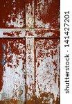 old wooden cross | Shutterstock . vector #141427201