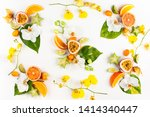 Colorful Pattern Of Whole And...