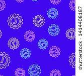 color random seamless pattern...   Shutterstock .eps vector #1414408187