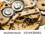 Old Pocket Watch Clock...