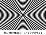 dark circles background in...   Shutterstock .eps vector #1414449611