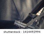 a young starling bird perching...   Shutterstock . vector #1414492994