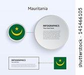 mauritania country set of...