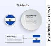 el salvador country set of...