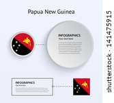 papua new guinea country set of ...