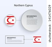 northern cyprus country set of...