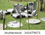 Stainless Steel Medieval Armor...