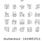international day of the... | Shutterstock .eps vector #1414851911