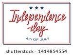 vector inscription of the text... | Shutterstock .eps vector #1414854554