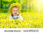 Beautiful Happy Little Baby...