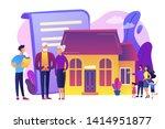 property insurance  testament...   Shutterstock .eps vector #1414951877