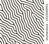 vector seamless pattern. modern ... | Shutterstock .eps vector #1415040941