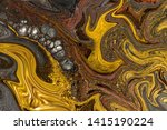 marble abstract acrylic... | Shutterstock . vector #1415190224