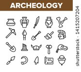 Archeological Tools And...