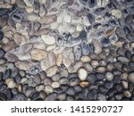 color image of a pavement made... | Shutterstock . vector #1415290727
