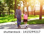 parent and pupil of primary...   Shutterstock . vector #1415299217